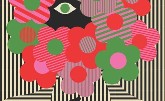 Caleidoscopica i colori di Olimpia Zagnoli